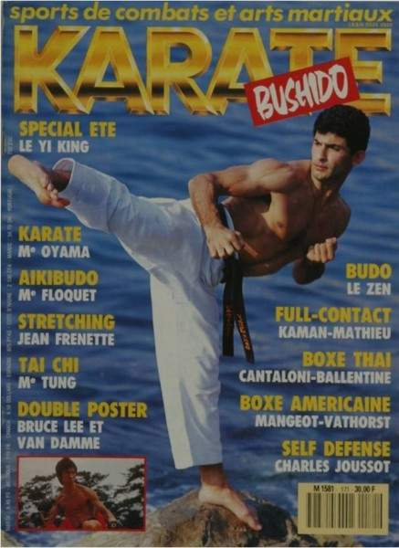 07/90 Karate Bushido (French)